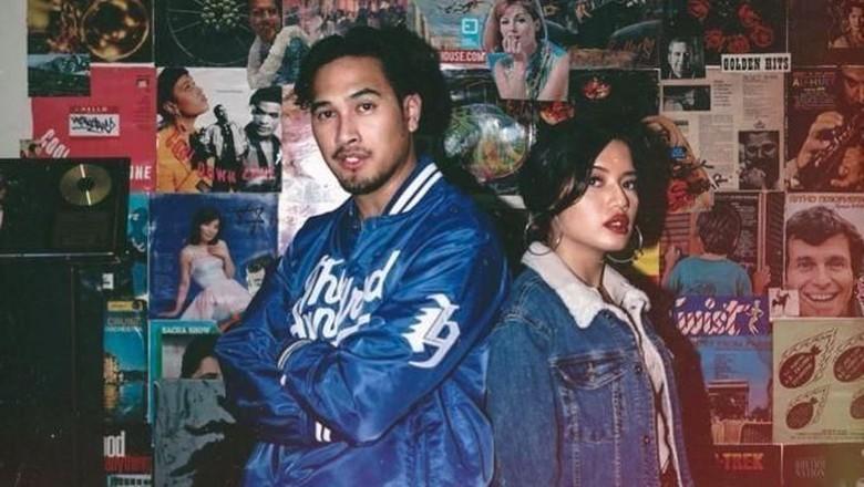 Adrian Khalif dan Cantika Abigail Foto: Instagram Adrian Khalif