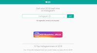 Cara Buat Best Nine Instagram 2018, Sebelum Ganti Tahun