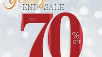 10 Brand yang Diskon Akhir Tahun Hingga 70%, Polo Hingga Gingersnaps