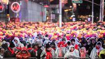 Kota-kota Terfavorit di Dunia Saat Tahun Baru 2019