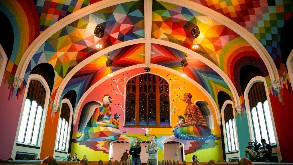 Mengintip Keunikan Gereja Ganja Internasional