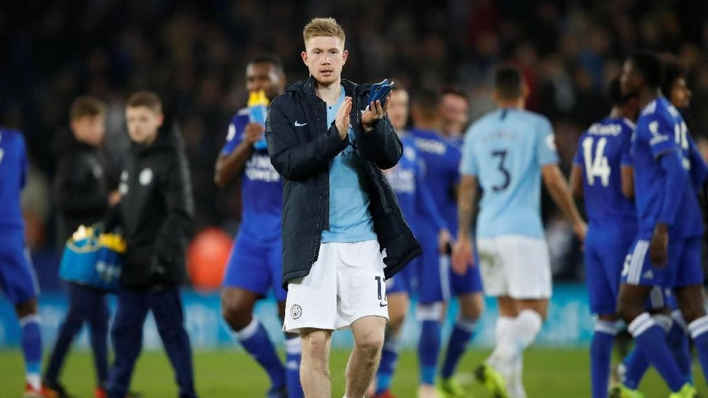 Guardiola ke Liverpool: Waspadalah, Kami Punya De Bruyne