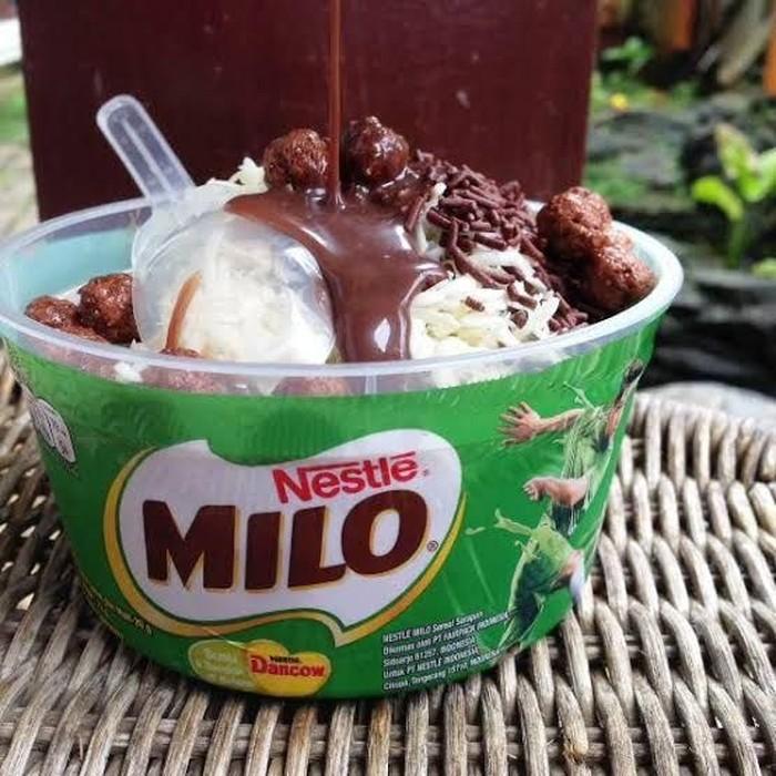 Meskipun sangat viral, namun dessert yang awalnya dari Malaysia ini sudah tak banyak dilirik kini. Ais kepal dengan saus Milo hingga matcha jadi favorit dimasanya. Foto: Istimewa