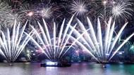 Video Pesta Kembang Api Pergantian Tahun di Penjuru Dunia