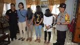 Bully Temannya, 3 Siswi SMU di Sulsel Ditangkap