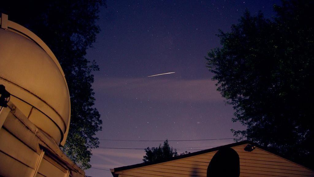 5 Fakta Hujan Meteor Perseid yang Akan Terjadi Malam Ini