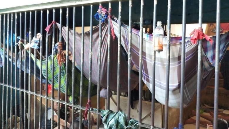 Tahanan Bak Kelelawar, Komisi III: Pidana Ringan Nggak Usah Ditahan