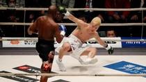 Floyd Mayweather KO Petarung Jepang di Malam Tahun Baru