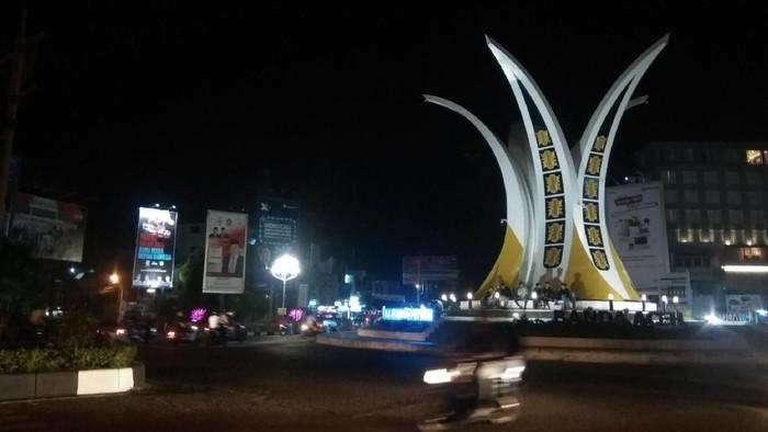 Tanpa Perayaan Begini Suasana Malam Pergantian Tahun Di Aceh