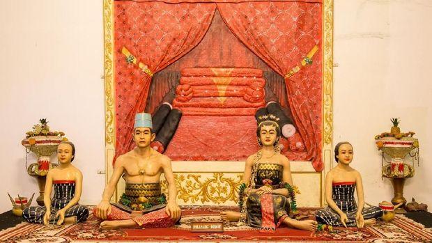 Selama ini pemilik gelar Mangkubumi adalah pangeran penerus takhta.