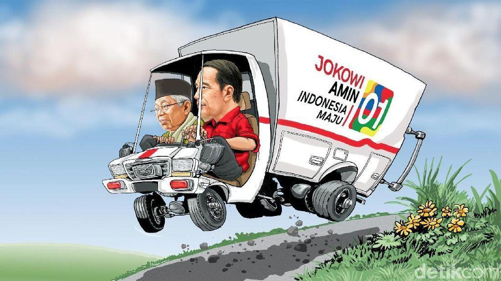 Gerilya Lewat Kedai Kopi Jokowi