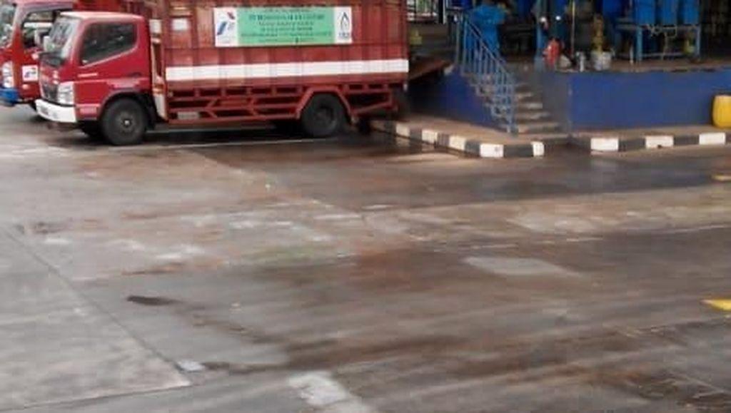 Pasca Longsor Sukabumi, Pertamina Jamin Pasokan BBM dan Elpiji Aman