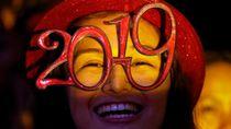 Perayaan Tahun Baru 2019 dalam Gambar