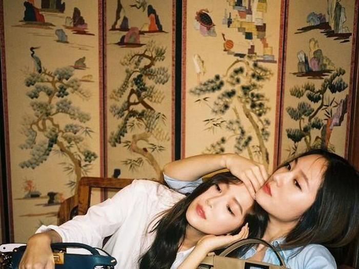 Artis Korea kaka beradik. Foto: Instagram/Pinterest
