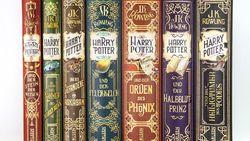 Tiba Stephen Fry Bacakan Buku Harry Potter