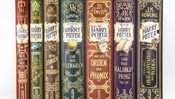 Tak Disangka! JK Rowling Ungkap Tempat Kelahiran Pertama Harry Potter
