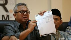 KPU Tentukan Moderator Debat Capres Kedua Besok