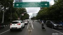 Ganjil-Genap di Jakarta Ditiadakan 1-9 Juni 2019