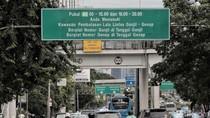 Pemprov DKI Siapkan Rambu Ganjil Genap di 27 Simpang Bulan Depan