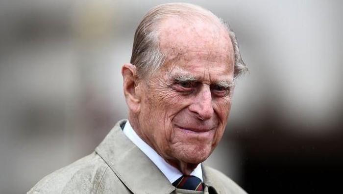 Pangeran Philip panen black truffle