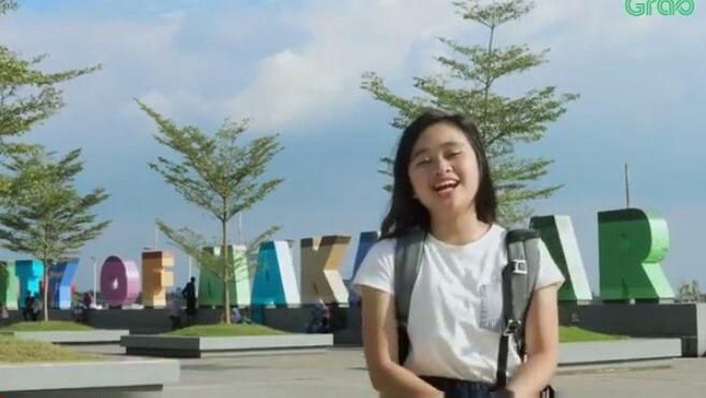 Keseruan Gritte Agatha Jelajah Wisata Tersembunyi di Makassar