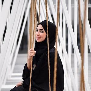 Kenalan dengan Darin Al Bayed, Ria Ricis Versi Arab