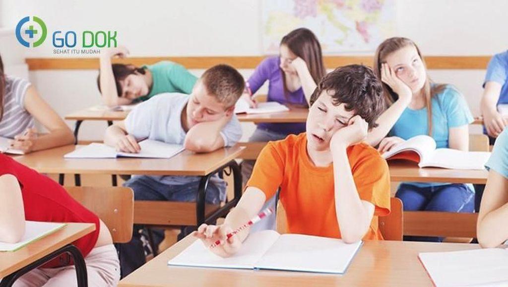 4 Hal yang Bisa Jadi Penyebab Anak Mogok Sekolah