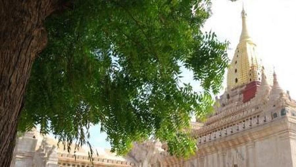 Eksotisme Ribuan Candi di Bagan, Myanmar