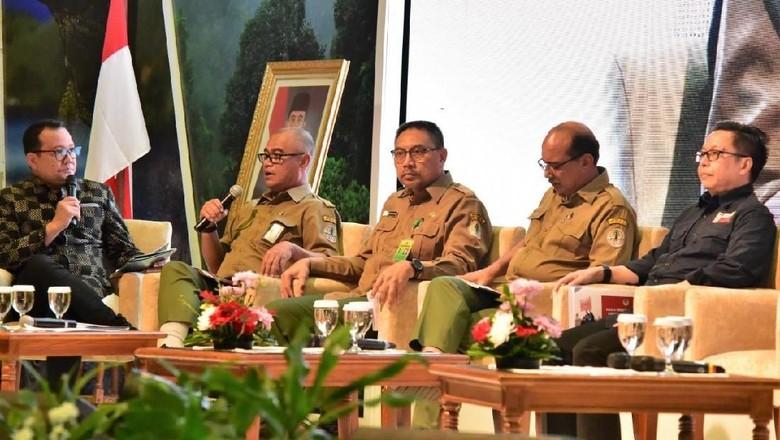 Strategi KLHK Hadapi Tantangan Penegakan Hukum Tahun 2019