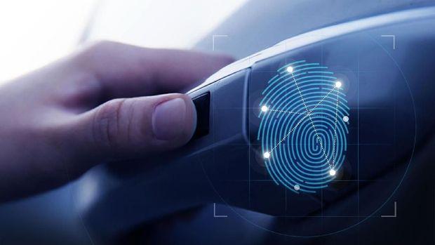 Teknologi Baru, Buka Pintu dan Start Mesin Pakai Sidik Jari
