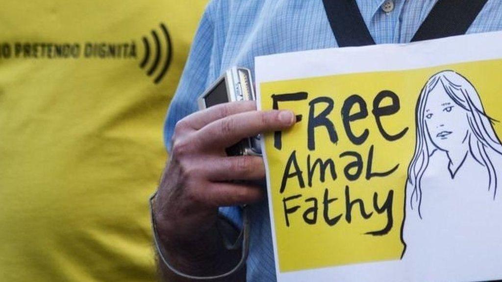 Amal Fathy, Wanita Mesir yang Dihukum karena Hoax Pelecehan Seksual