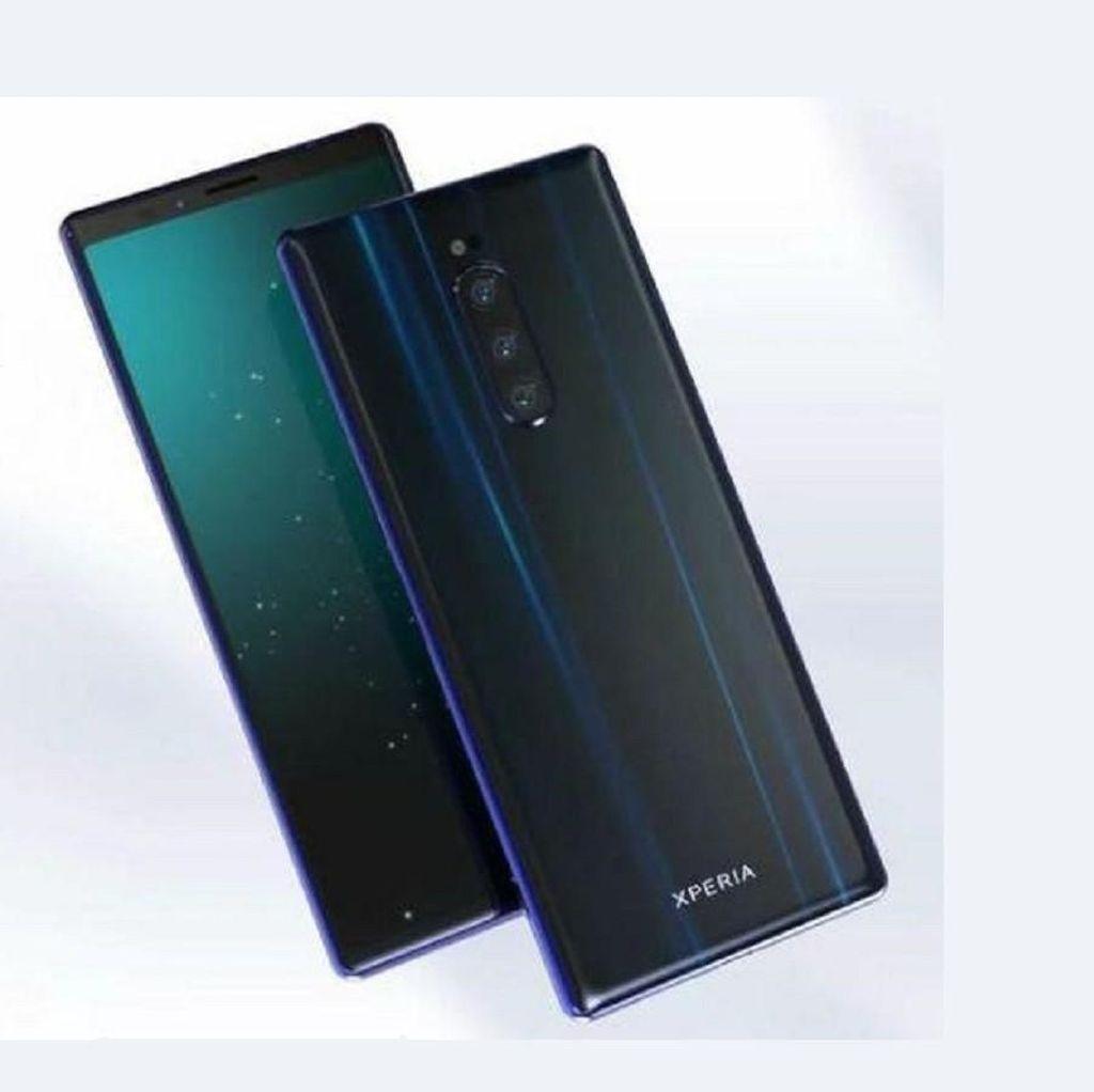 Sony Pastikan Bawa Xperia XZ4 ke Barcelona