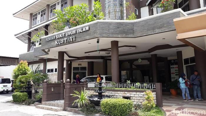 RSUI Kustati Surakarta, salah satu RS yang menghentikan layanan untuk peserta BPJS Kesehatan (Foto: Bayu Ardi Isnanto/detikcom)