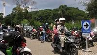 Catat! Ini Daftar Lokasi Parkir Motor Rp 18.000 Sejam