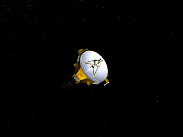 Ilustrasi pesawat New Horizons. Foto: Reuters
