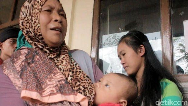 Terdaftar Tewas Akibat Longsor, Bayi 'Elan' Ternyata Masih Hidup