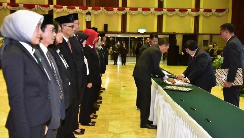 Menteri Siti: Pejabat Perempuan di KLHK 28 Orang, Meningkat Jadi 24%