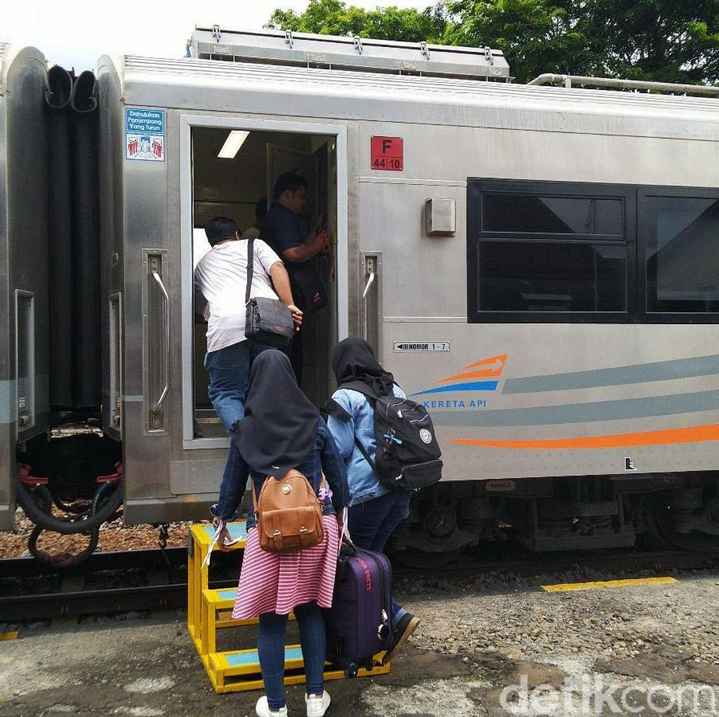 PT KAI: Tak Ada Pungli di Stasiun Banjar