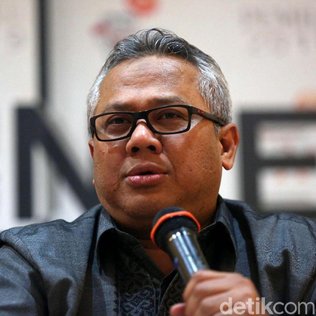 KPU Tak Batasi Penonton Nobar Debat Capres di Luar Gedung Bidakara