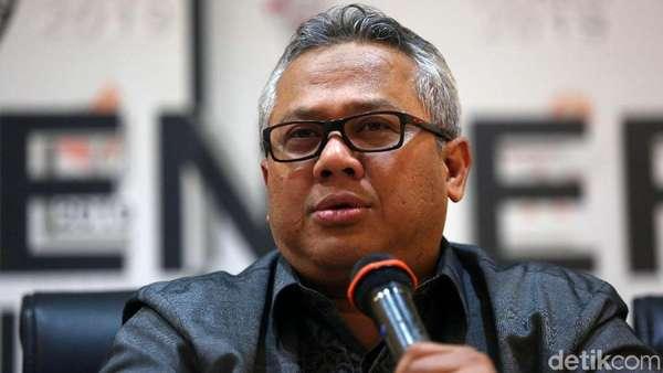 Arief Budiman Nilai Ada Pihak yang Berusaha Delegitimasi KPU