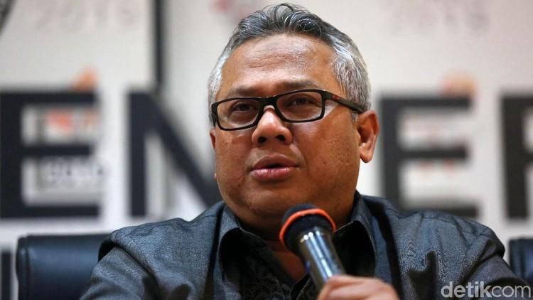Penjelasan KPU soal Sempat Diunggahnya Revisi Visi-Misi Prabowo di Situs
