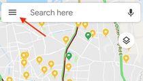 Begini Cara Memakai Google Maps Saat Tersesat Arah Jalan