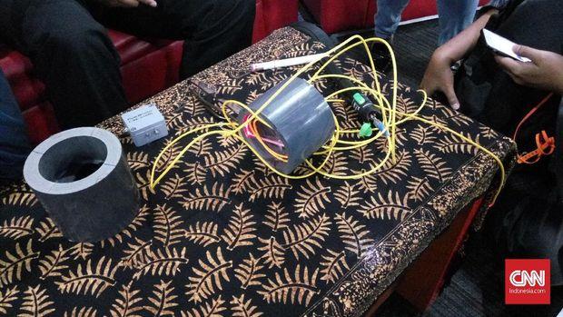LIPI Alternatif Tawarkan Alat Pendeteksi Lebih Irit dari Buoy