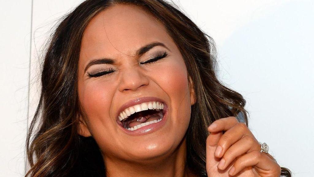Angioedema, Si Penyakit yang Bikin Bibir Chrissy Teigen Mau Meledak