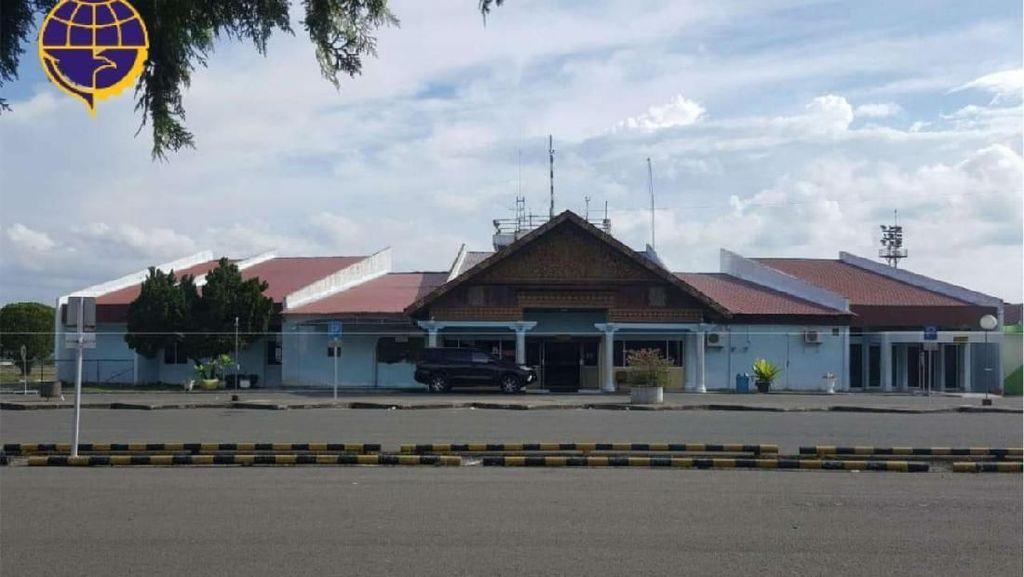 Bandara Malikussaleh di Lhokseumawe Resmi Dikelola Kemenhub