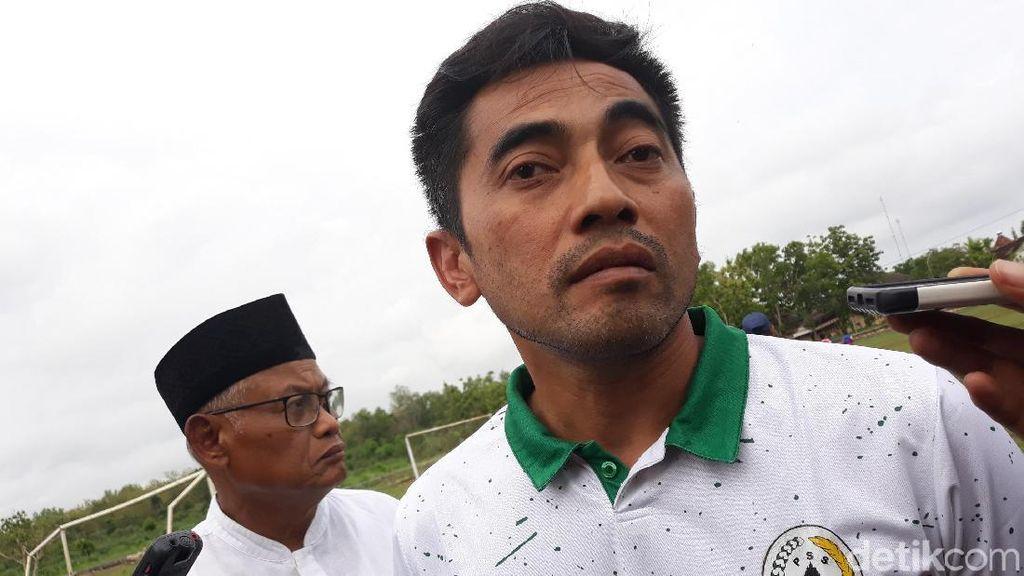 Sempat Diperiksa Satgas, Seto Siap Dampingi PSS di Kandang Borneo