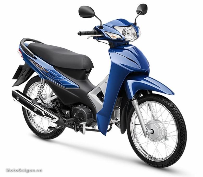 Kembaran Honda Supra Fit Meluncur di Vietnam. Foto: Motosaigon
