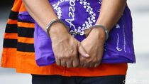 3 Tersangka Korupsi Irigasi Cihara Banten Ditahan