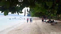 Foto: Pantai Akipai, Pantai Cantik Tersembunyi di Ambon