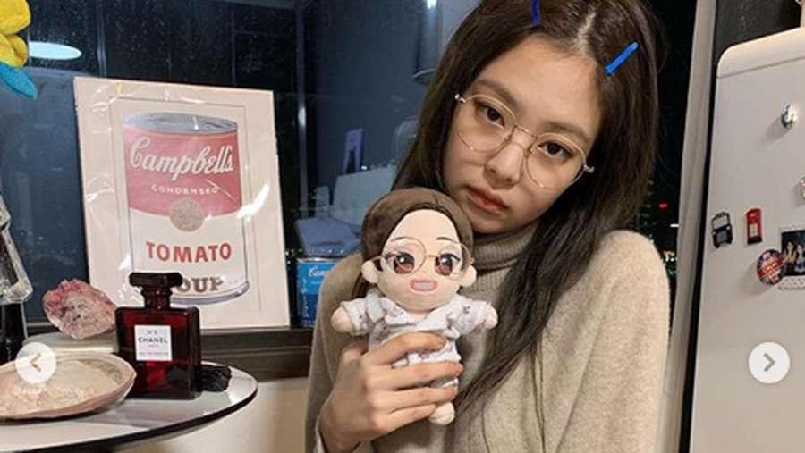 Resmi Pacaran dengan Kai EXO, Jennie BLACKPINK Bikin Fans Sakit Hati?